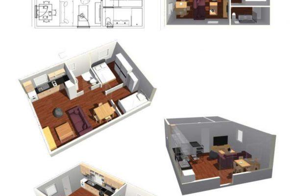 Casas modulares en Pro-Gal 11469