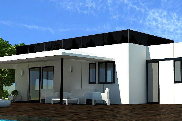 Casas modulares en resan modular viviendu - Casas prefabricadas salamanca ...