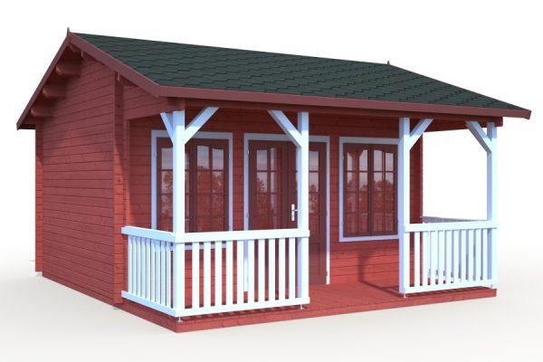 Casetas de madera en Hortum 11297
