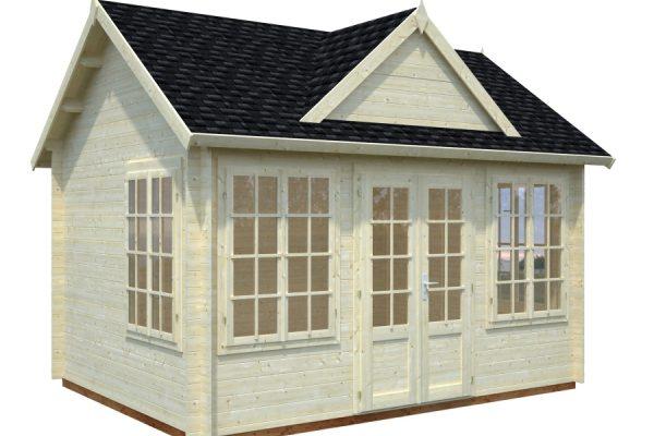 Casetas de madera en Hortum 11318