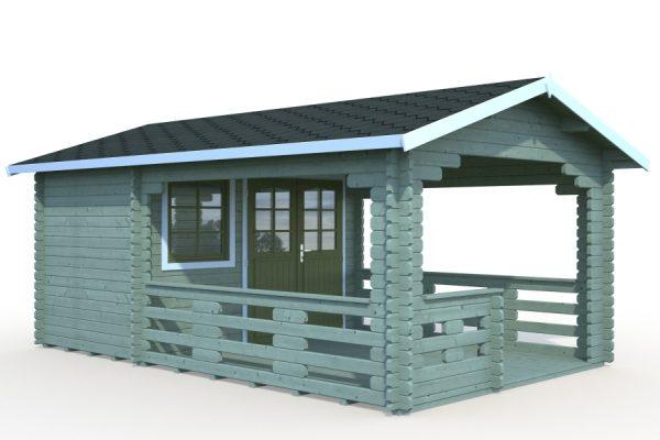 Casetas de madera en Hortum 11317