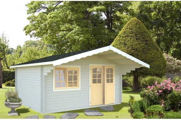 Casetas de madera en Hortum 11307
