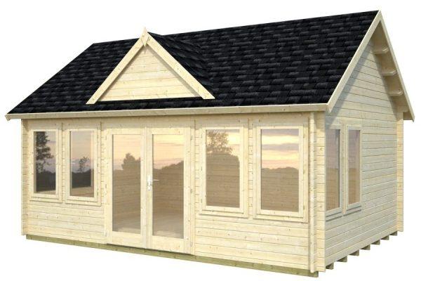 Casetas de madera en Hortum 11303