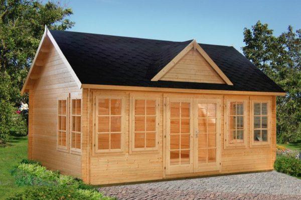 Casetas de madera en Hortum 11301