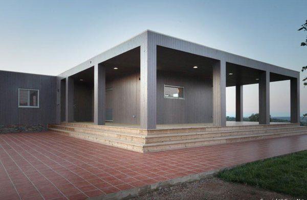 Casas de madera en Casas Natura 12579