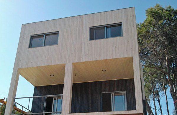 Casas de madera en Casas Natura 12581