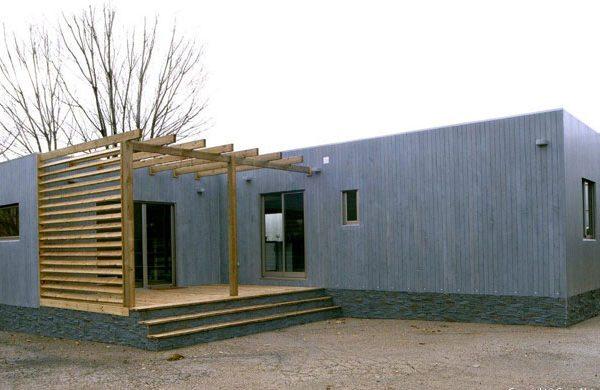 Casas de madera en Casas Natura 12584