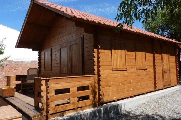 Cabañas de madera en SATUS 13150