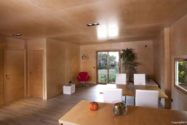 Casas de madera en Casas Natura 12576