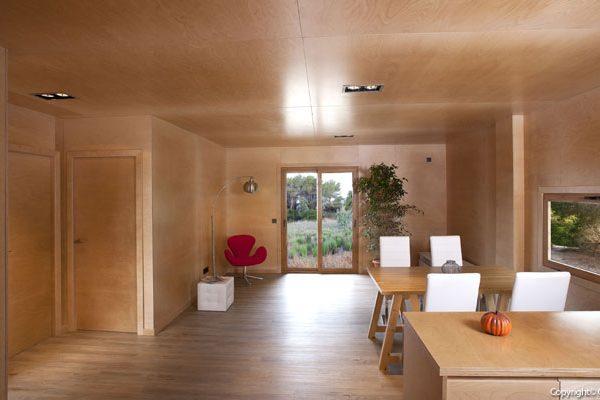 Casas de madera en Casas Natura 12575