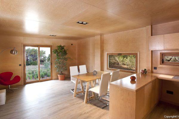 Casas de madera en Casas Natura 12574