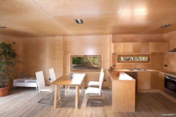 Casas de madera en Casas Natura 12573