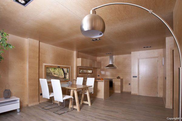 Casas de madera en Casas Natura 12571