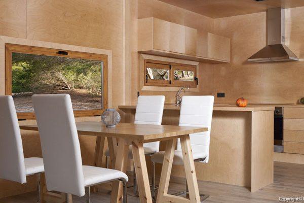 Casas de madera en Casas Natura 12570