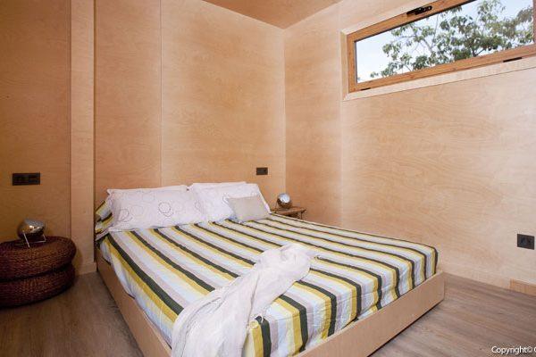 Casas de madera en Casas Natura 12568