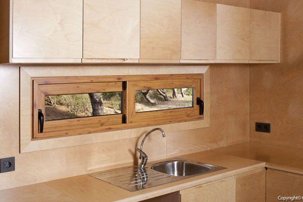 Casas de madera en Casas Natura 12567