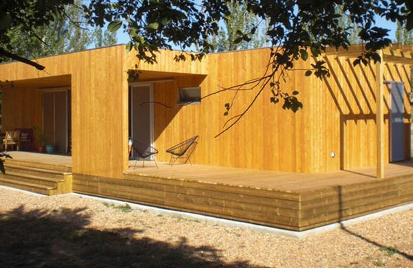 Casas de madera en Casas Natura 12565