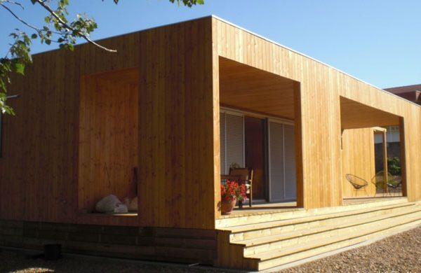 Casas minimalistas viviendu for Casas modulares minimalistas
