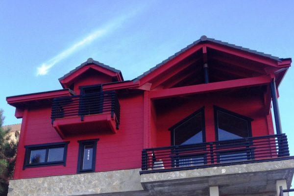 Casas de madera en Honka 13063