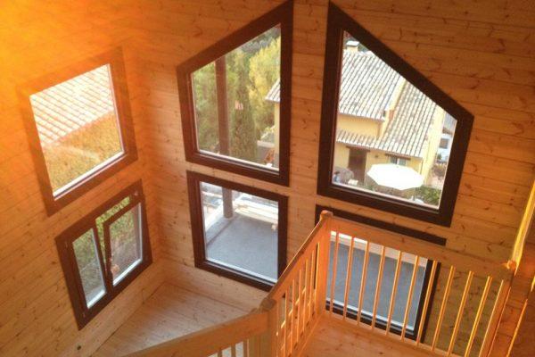 Casas de madera en Honka 13052