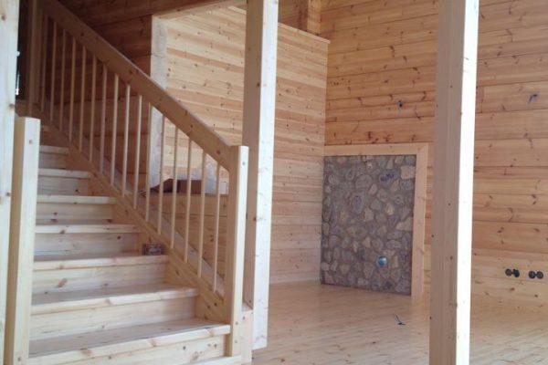 Casas de madera en Honka 13051