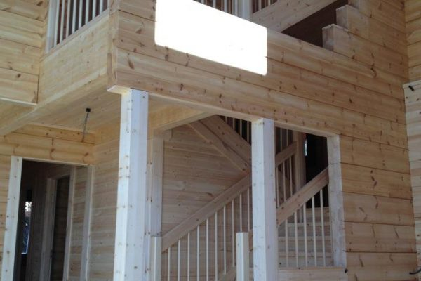 Casas de madera en Honka 13050
