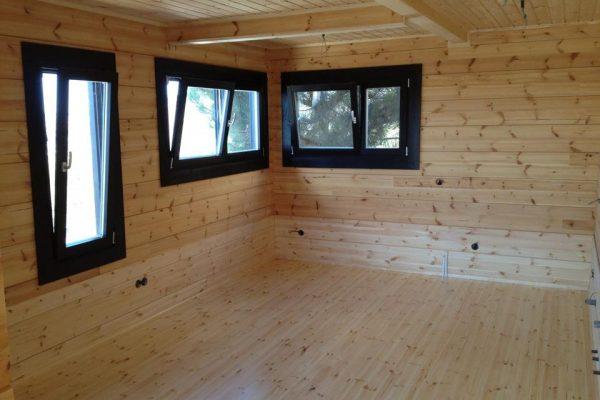 Casas de madera en Honka 13049