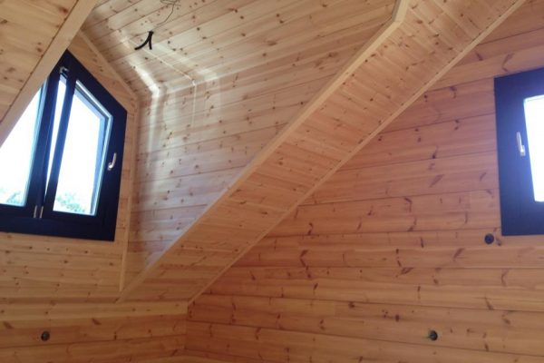 Casas de madera en Honka 13045