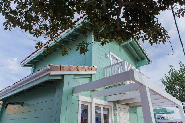 Casas de madera en Honka 13043