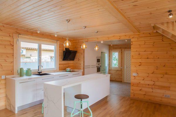Casas de madera en Honka 13042