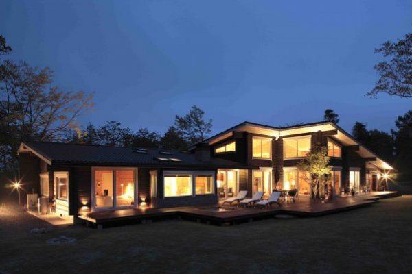 Casas de madera en Honka 13041