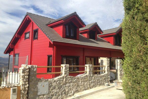 Casas de madera en Honka 13040