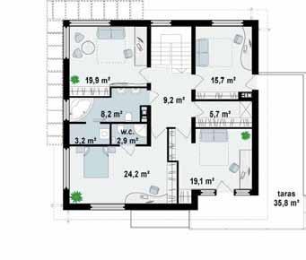 Casas modulares en  Casas Prefabricadas Innarq 12546