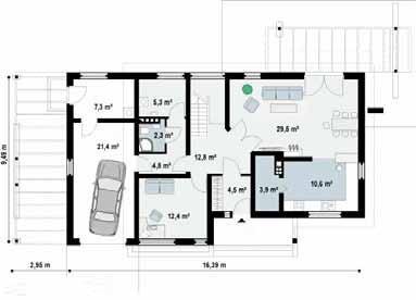 Casas modulares en  Casas Prefabricadas Innarq 12541
