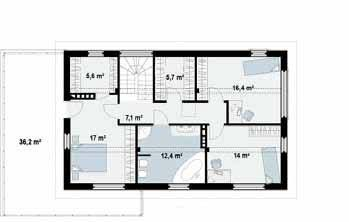 Casas modulares en  Casas Prefabricadas Innarq 12540