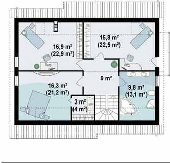 Casas modulares en  Casas Prefabricadas Innarq 12556