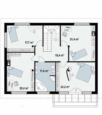Casas modulares en  Casas Prefabricadas Innarq 12537