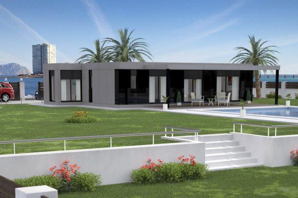 Casas modulares en Teccmo 12618
