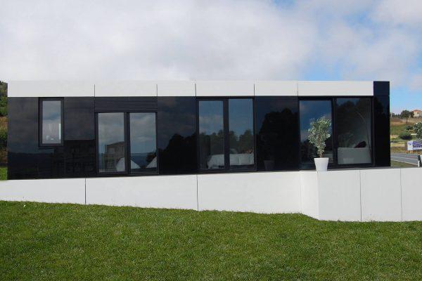 Casas modulares en Teccmo 12616