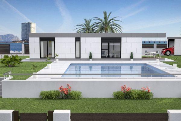 Casas modulares en Teccmo 12626