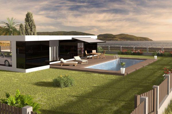 Casas modulares en Teccmo 12625