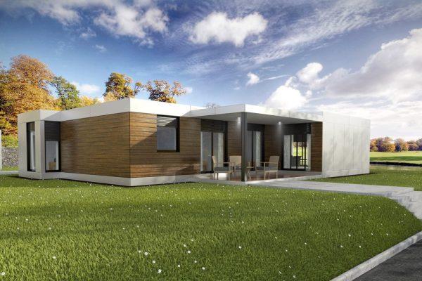 Casas modulares en Teccmo 12623