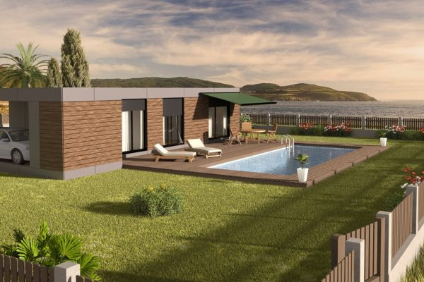 Casas modulares en Teccmo 12627