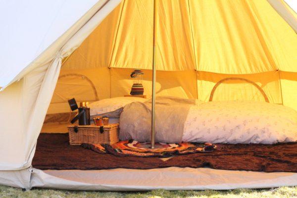 Jaimas, Tipis y Yurtas en Rowan Tree Tents 12823