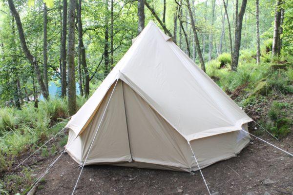 Jaimas, Tipis y Yurtas en Rowan Tree Tents 12821