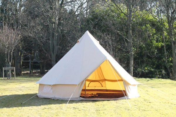 Jaimas, Tipis y Yurtas en Rowan Tree Tents 12819
