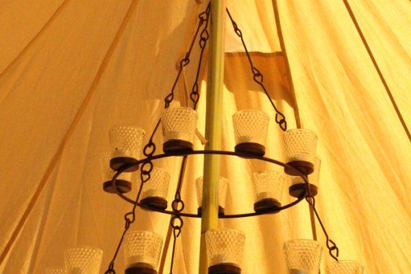 Jaimas, Tipis y Yurtas en Rowan Tree Tents 12818