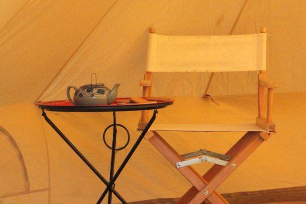 Jaimas, Tipis y Yurtas en Rowan Tree Tents 12817
