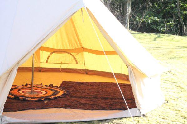 Jaimas, Tipis y Yurtas en Rowan Tree Tents 12816