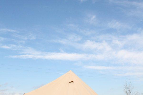 Jaimas, Tipis y Yurtas en Rowan Tree Tents 12815